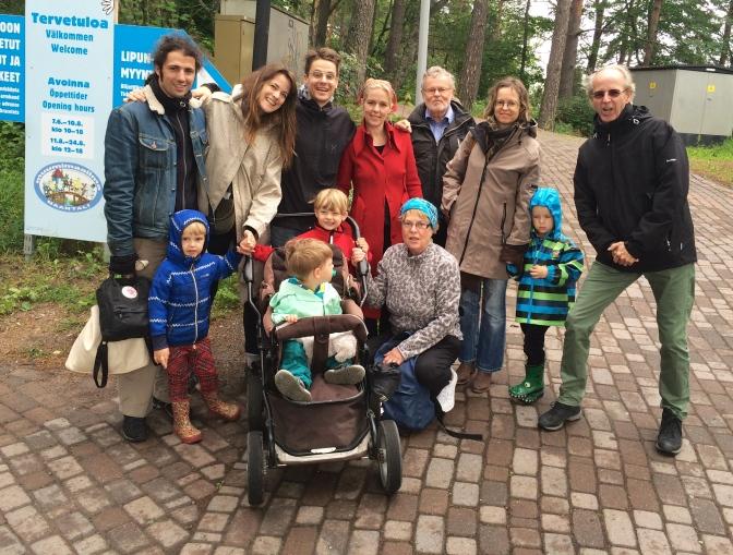 Familjen Karlsson-Wohlin m fl