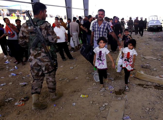 syrien kriget