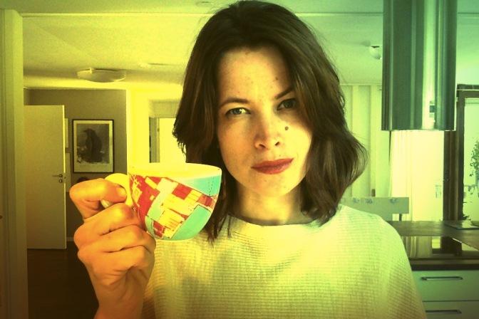 En liten kopp och oändligt med kärlek