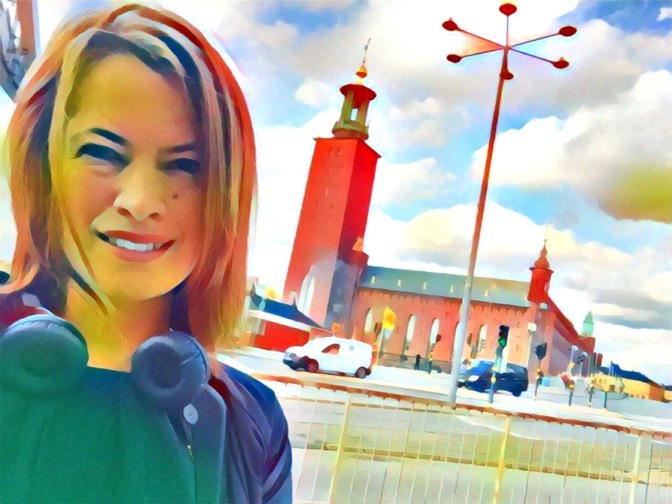 Andra dagen. Ny som chef för digital transformation i Stockholm stad
